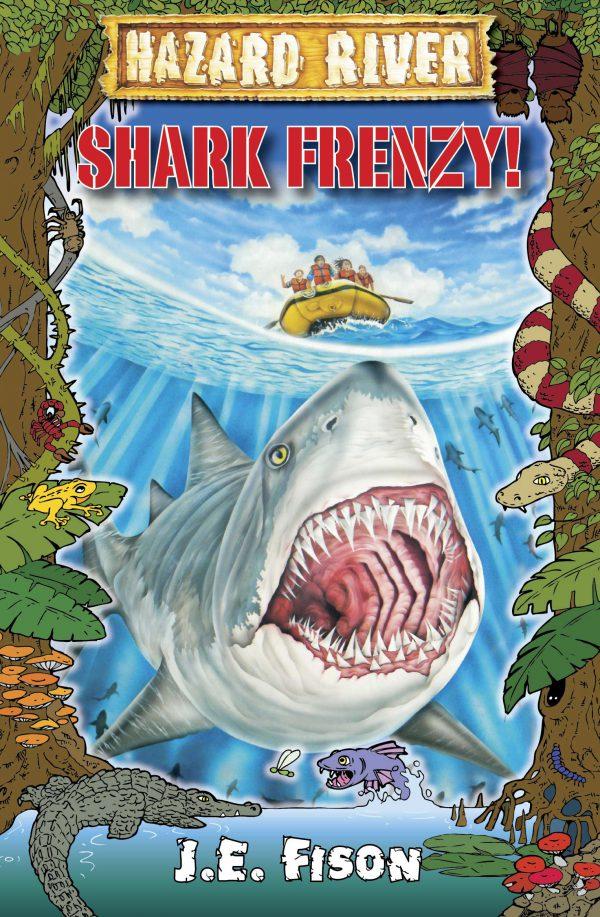 Shark Frenzy!