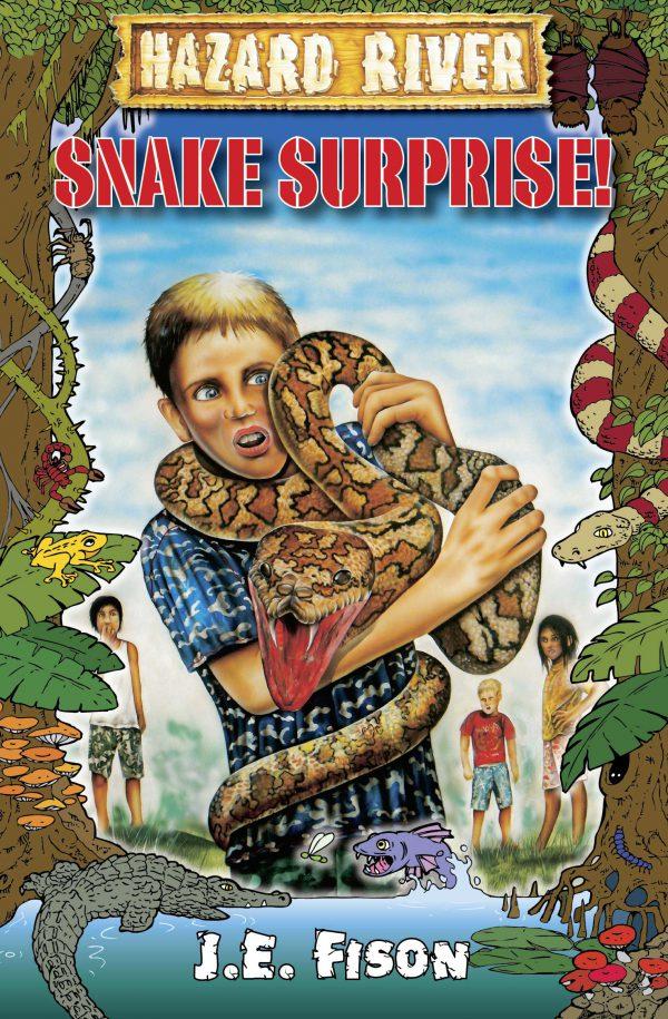 Snake Surprise!