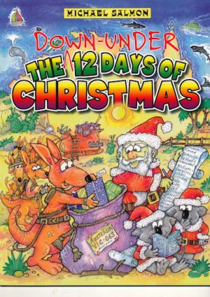 The Down Under 12 Days of Christmas