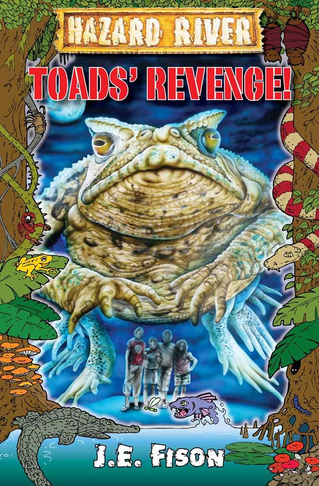 Toads' Revenge!