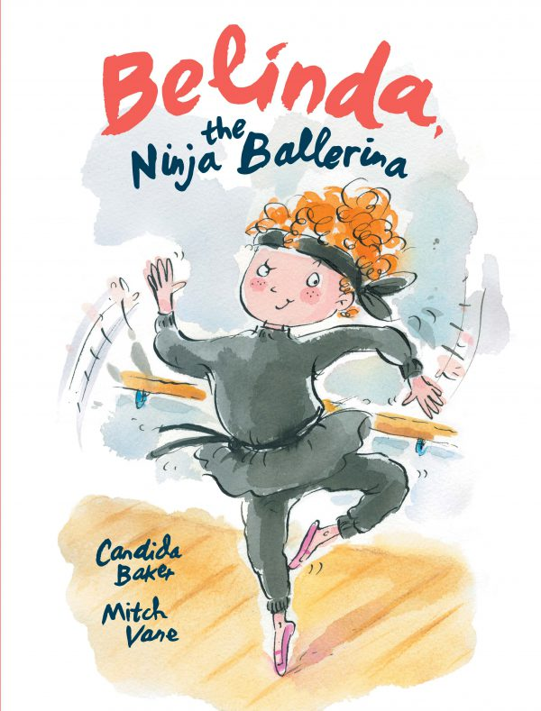 Belinda, the Ninja Ballerina