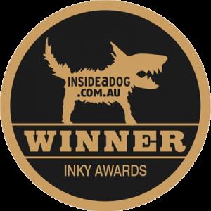Gold INKY Award