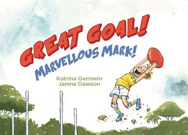 Great Goal! Marvellous Mark!