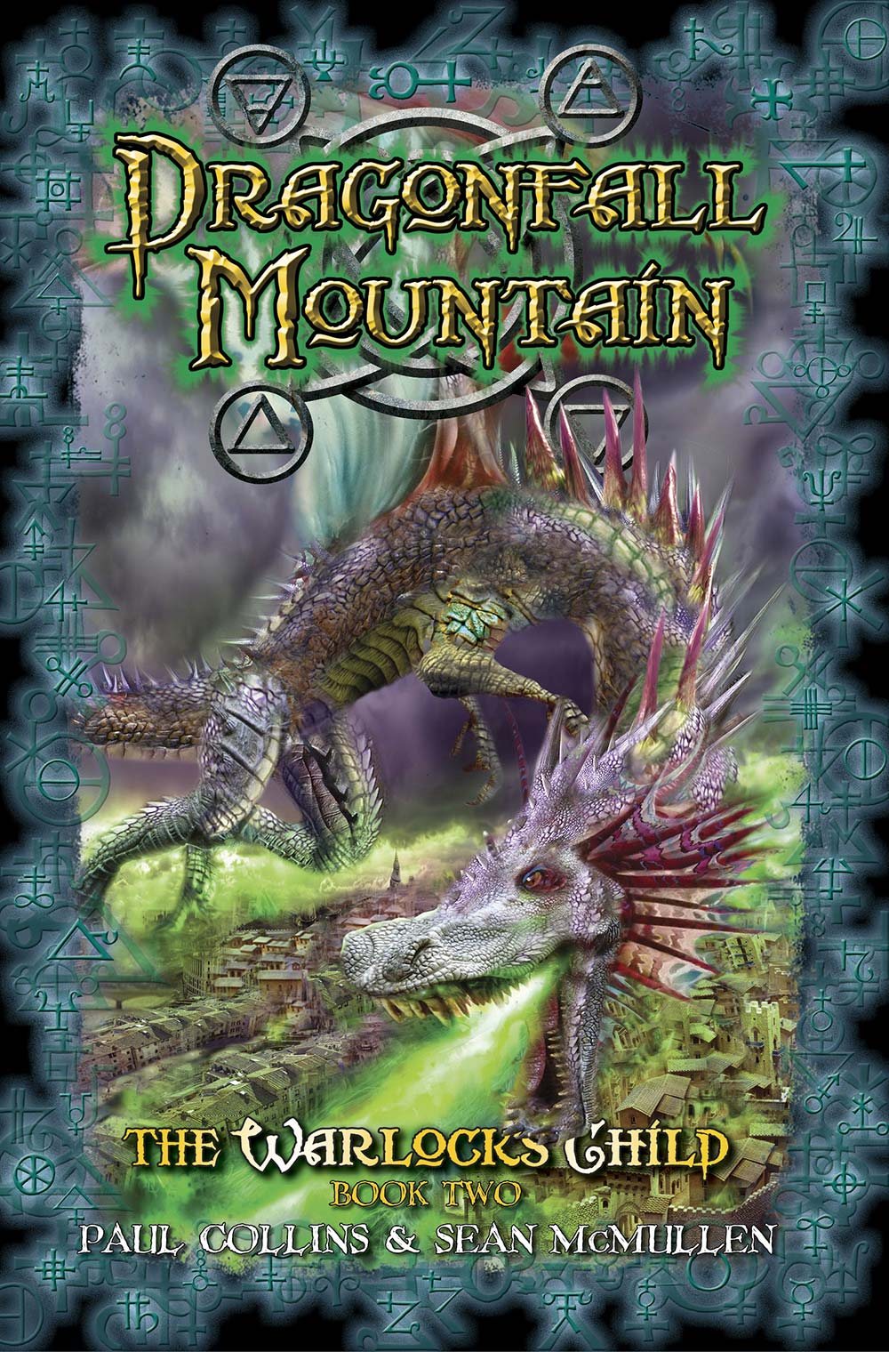 Dragonfall Mountain