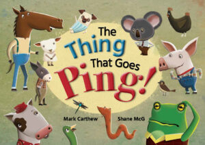 The Thing That Goes Ping!