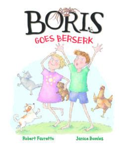 Boris Goes Berserk
